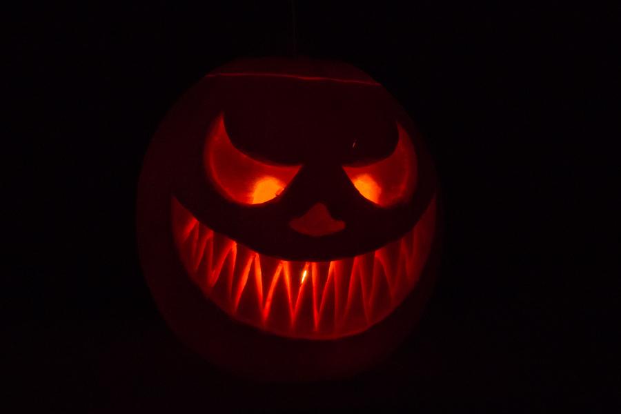 Halloween night event