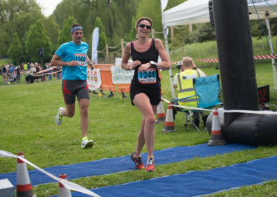 Runners Godalming Run 16