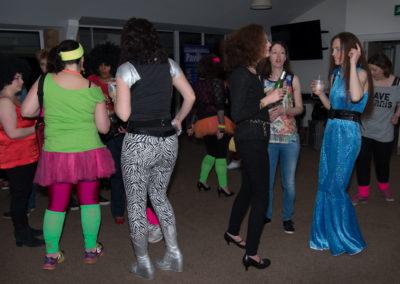 Old Disco dancing