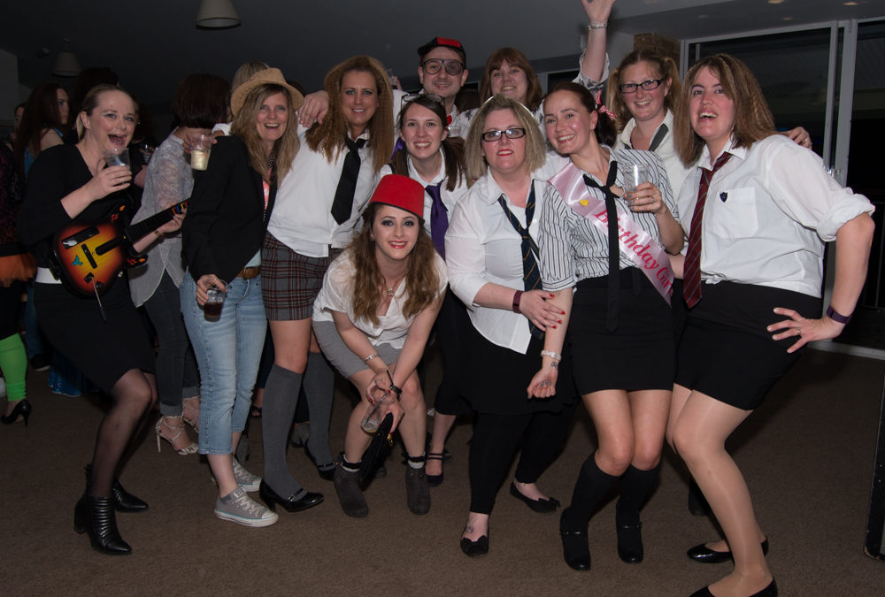Old School Disco – a charity event in Godalming