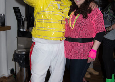 No party without Freddie!