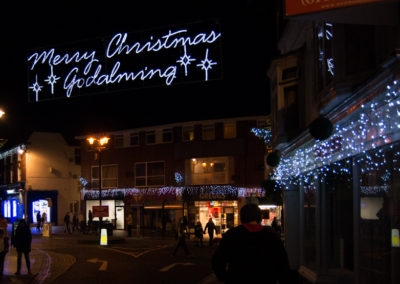 Merry Christmas Godalming!